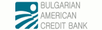 Logo Bulgarian American Credit Bank