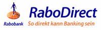 Logo - RaboDirect Bank